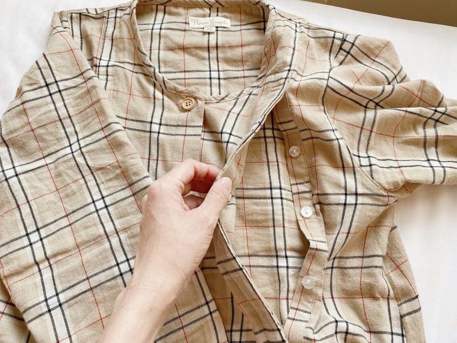 切迫早産入院 必要な持ち物 パジャマ