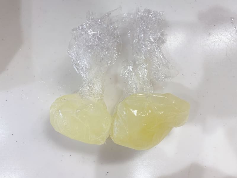 メレンゲ時短 卵白凍らす
